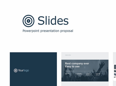 Free Corporate PowerPoint Template