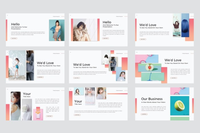 Cool PowerPoint Template