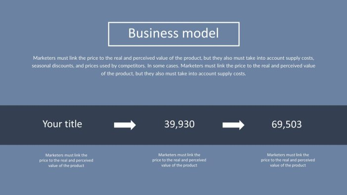 Free Business PowerPoint Template