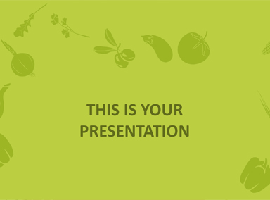 Free Kitchen PowerPoint
