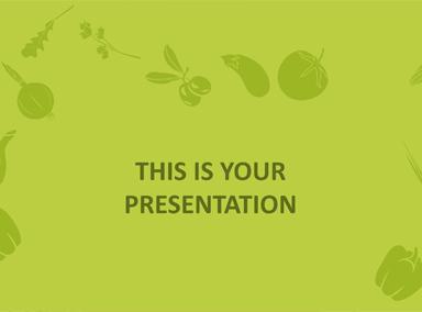 Free Kitchen PowerPoint