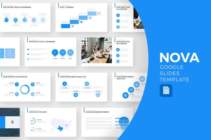 Best Business Google Slides