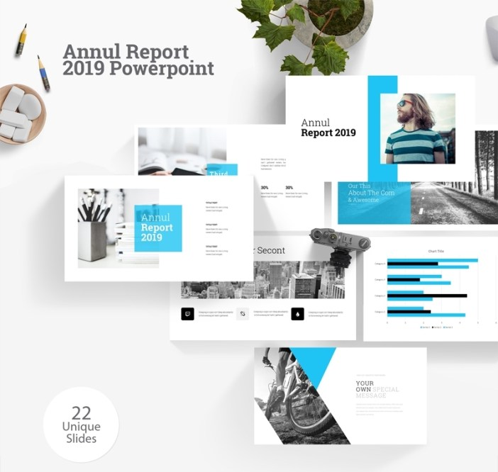Minimalist and Creative Free PowerPoint