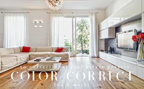 50 Real Estate Color Correct Presets 977704