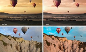 Air Balloon Lr Presets