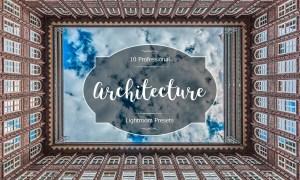 Architecture Lr Presets