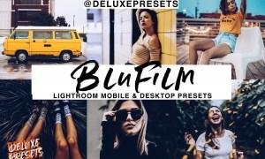 Blu Film Lightroom Presets