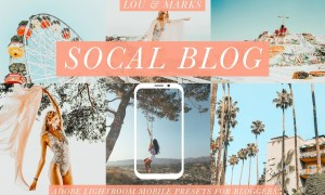 SoCal Mobile Blogger Presets