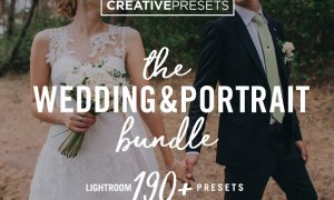 Wedding & Portrait Lightroom Preset 2569885