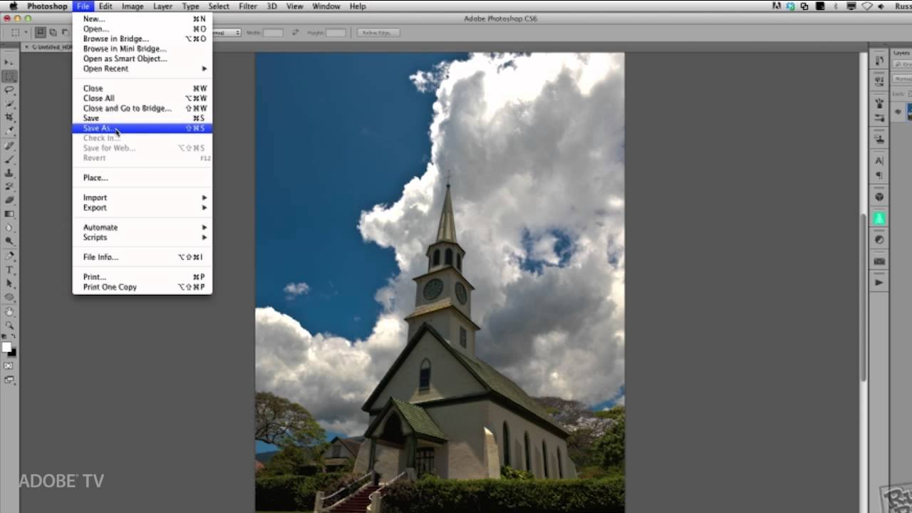 Editing 32-Bit Images with Adobe Photoshop and Adobe Camera Raw