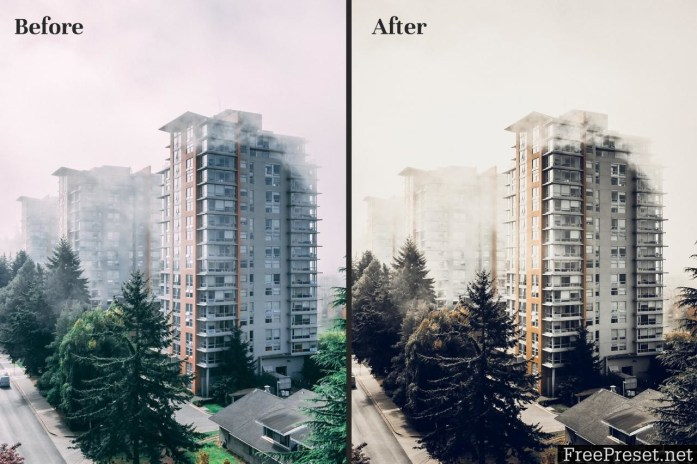 City Desaturated – Lightroom Presets 3064984