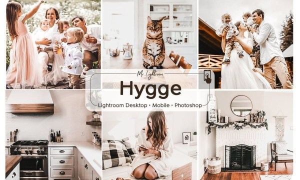 Hygge Lightroom Presets