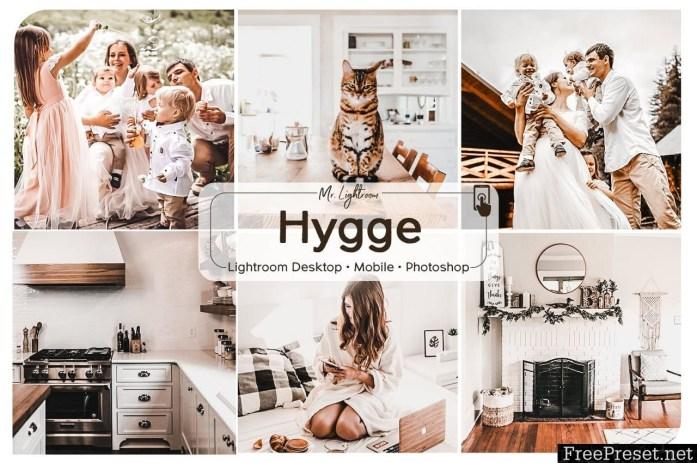 Hygge Lightroom Presets