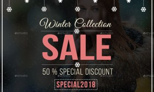 Instagram Fashion Sale Banners