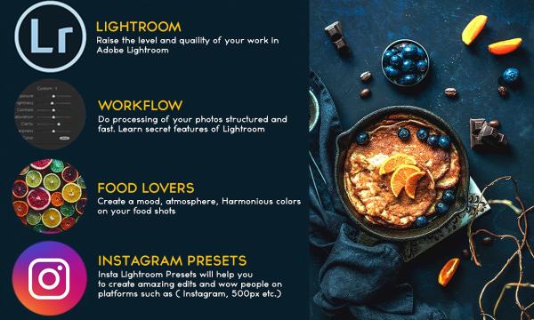 Instagram Food - Lightroom Presets 3279863