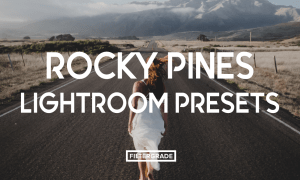Rocky Pines lightroom Presets