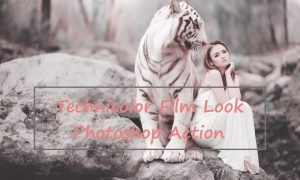 Technicolor film look - PS Action 3193571