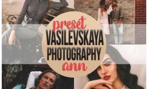 Vasilevskaya - Ann Desktop & Mobile Presets