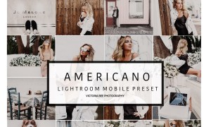 Mobile Lightroom Preset AMERICANO 2642217