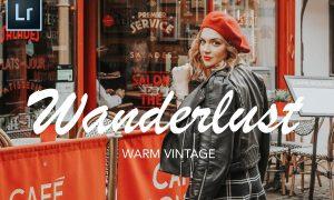 Wanderlust Blogger Lightroom Preset 2653882