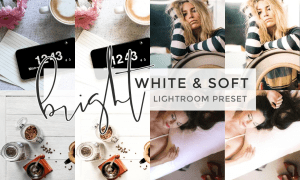 Bright White & Soft Lightroom Preset 3357161