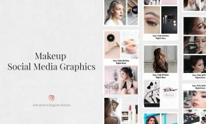 Makeup Animated Instagram Stories 3411352