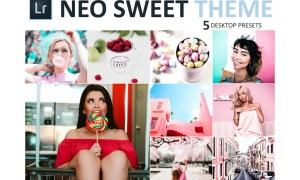 Neo Sweet Theme Desktop Lightroom Presets