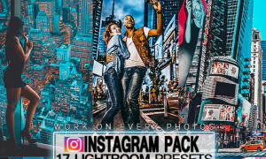 17 Instagram Pack LIghtroom Presets V2 23078945