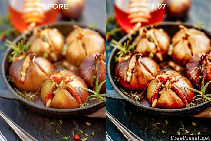 20 Yummy Yummy Lightroom Presets 3301974