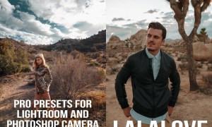 Alexei Bazdarev - Lalalove Lightroom Presets