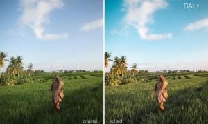 Debiflue-Keeevsch - Bali Lightroom & Mobile Preset Pack Complete