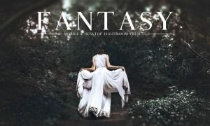 Fantasy Mobile & Desktop Lightroom Presets Pack 3605451