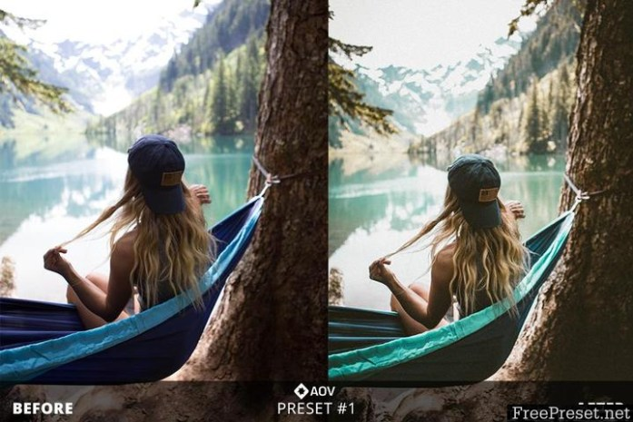 Jake Guzman Lightroom Presets V.3