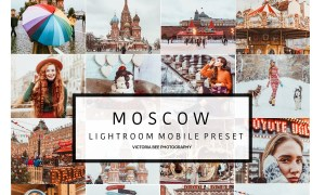Mobile Lightroom Preset MOSCOW 3308166