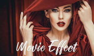 Movie Effect Mobile & Desktop Lightroom Presets Collection 228463