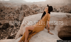 Tribe Archipelago - Flint & Steel Lightroom & ACR Presets + LUTs