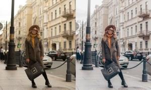 Yulia Bezdar - Autumn Desktop & Mobile Presets