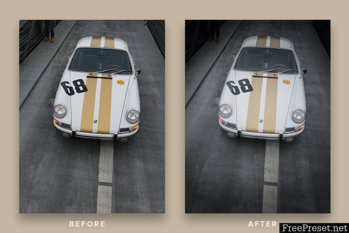 Automotive Lightroom Presets 2876985