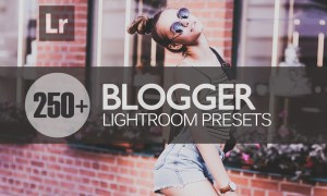 Blogger Lightroom Presests bundle 3675120
