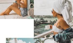 Emily Vartanian - Bahama Mama Preset Pack