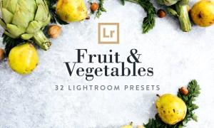 Fruit & Vegetables Lightroom Presets 2532992