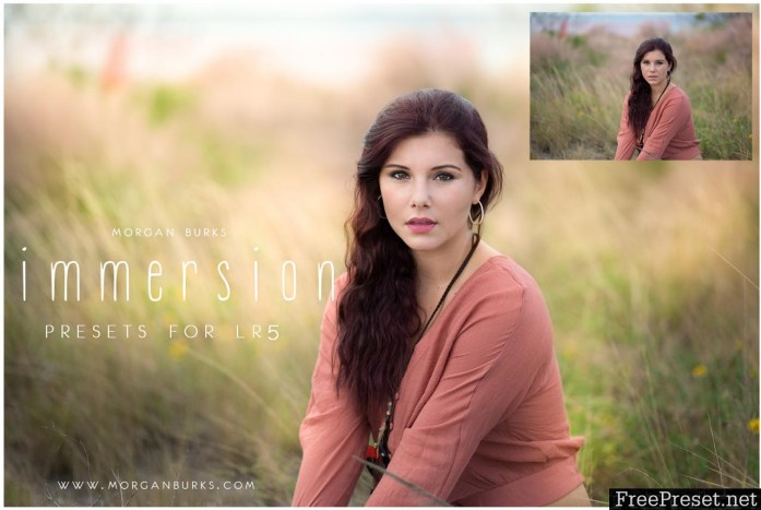 MB Immersion Presets for Lightroom 5 and LR Classic CC