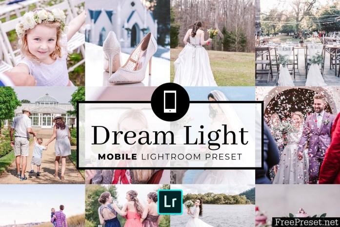 Mobile Lightroom Preset Dream Light 3474513
