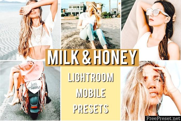 Mobile Preset MILK HONEY 3659058