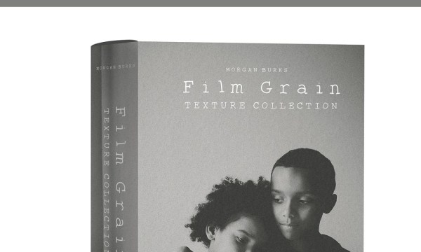 Morgan Burks Film Grain Texture Collection