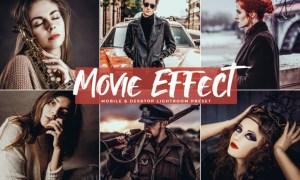 Movie Effect Lightroom Presets