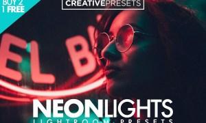 Neon Lights Lightroom Presets 2387467