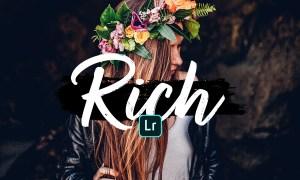 RICH Desktop Lightroom Presets 3568866