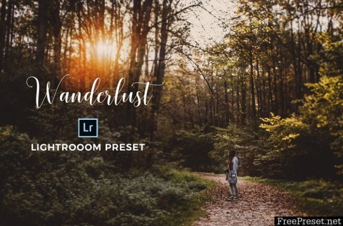 Sandrastipan - Wanderlust Lightroom Preset – Desktop + Mobile