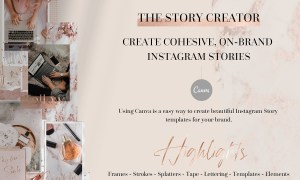 THE STORY CREATOR - Instagram 3614073